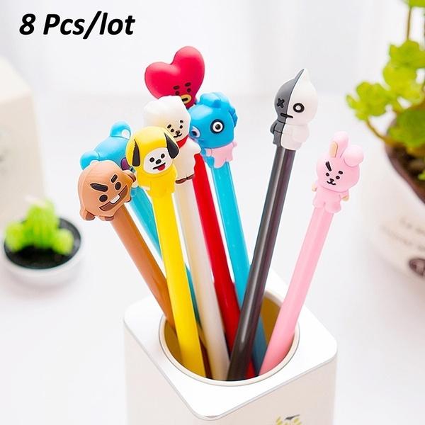 K-Pop, cute, pencil, Kawaii