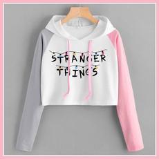 Fashion, stranger, for, Long Sleeve
