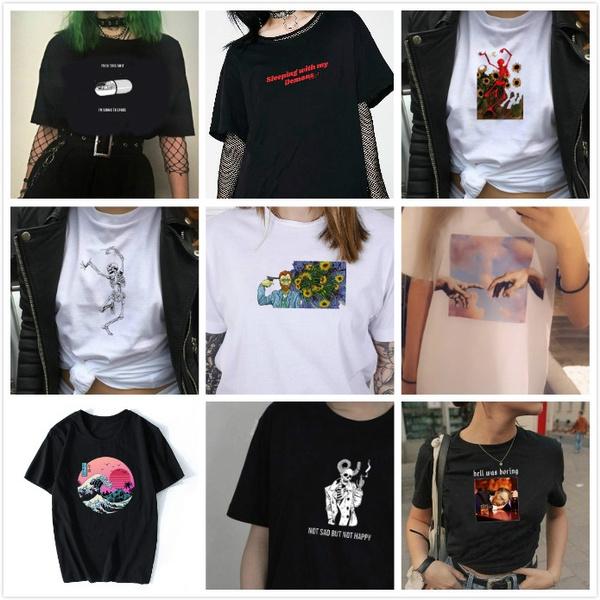 cute, Funny T Shirt, Grunge, Harajuku