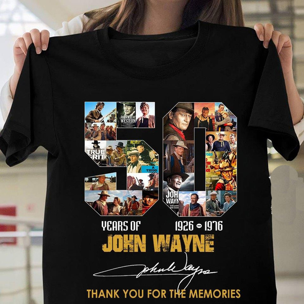 duke, Cotton Shirt, filmsshirt, johnwayne