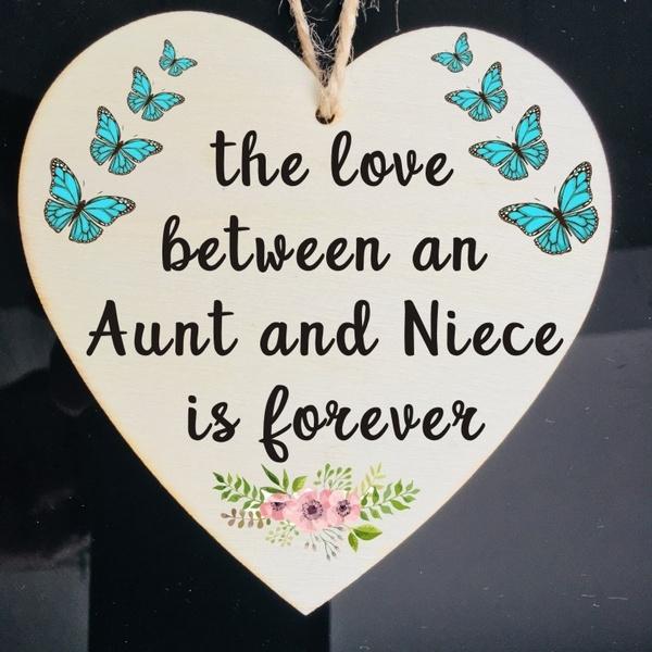 auntbirthdaygift, Decor, Love, Christmas