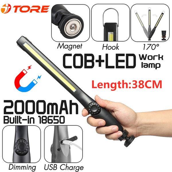 Flashlight, cobworklight, campinglight, led