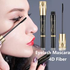 Fiber, blackmascara, Beauty, Waterproof