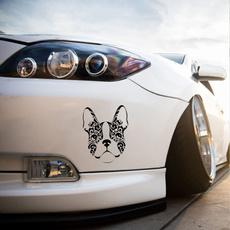 skulldogsticker, Pets, Stickers, animalsticker