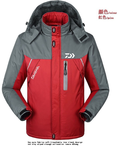 Jacket, Fleece, Outdoor, Winter