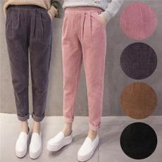 harem, trousers, Waist, Casual pants