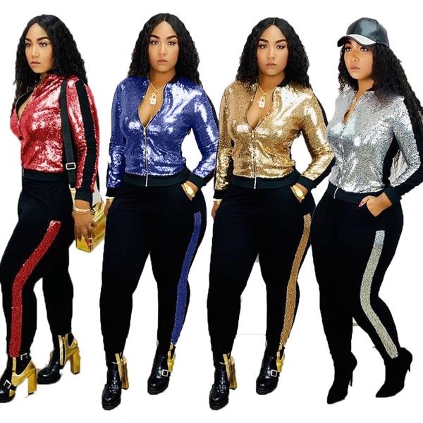 fashion tracksuit, Long pants, Plus Size, Hoodies
