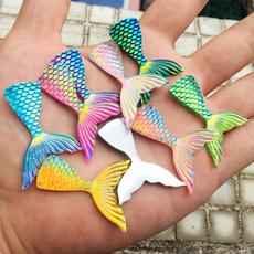 mermaid, Jewelry, fish, fishscaletail