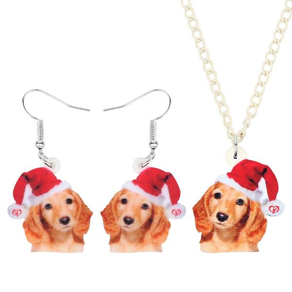 christmasaccessorie, Fashion, christmasjewelryset, Earring