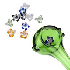 glassscreen, glassstopper, tobacco, Glass