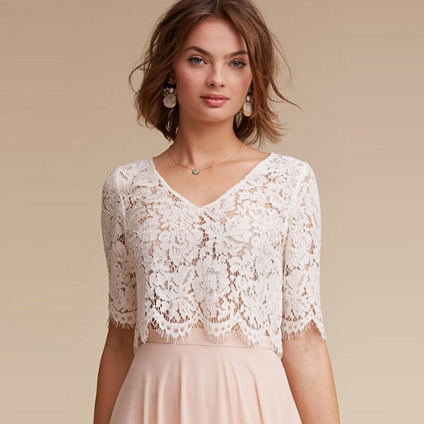 Shrugs, Fashion, Lace, Sleeve