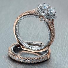 Sterling, DIAMOND, white, gold
