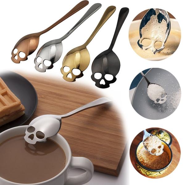 coffeespoon, ghostdesign, Coffee, Stainless