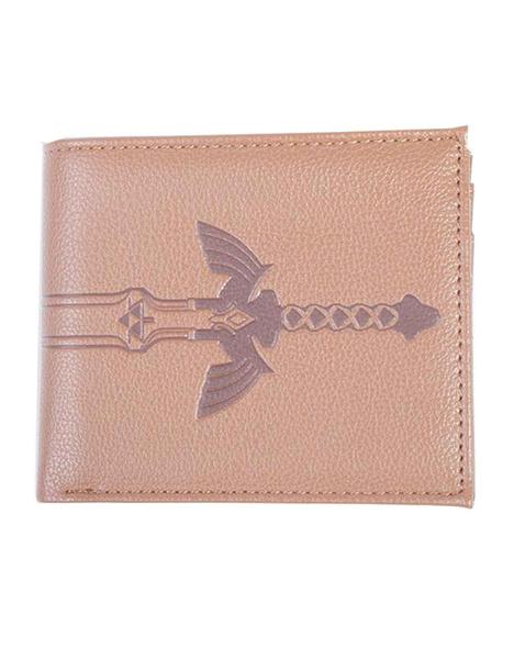 Wallet, Video Games, sword, brown