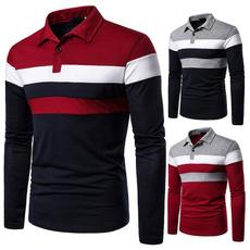 Fashion, Polo Shirts, Long sleeved, Polo T-Shirts