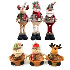 snowman, cute, Christmas, doll