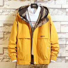 Jacket, Fashion, hooded, Casual