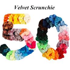 hairscrunchie, scrunchie, velvet, Jewelry