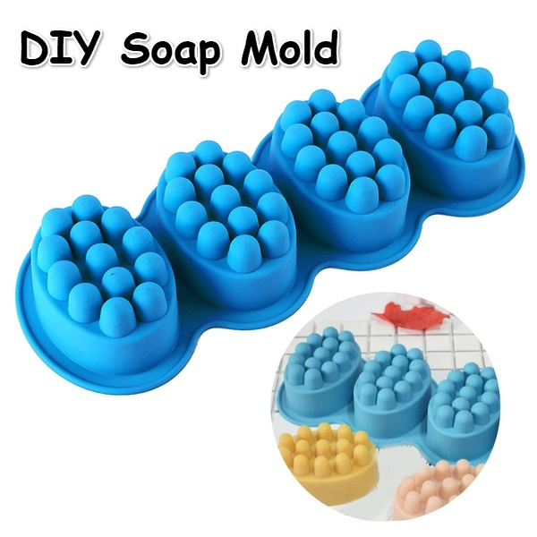 Silicone, Durable, Soap, resuable