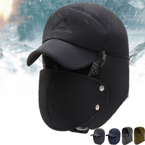 Warm Hat, Outdoor, Winter, Cycling cap