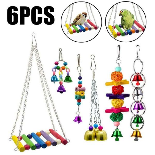 Harness, parrotbitetoy, parrothangingswingtoy, parrottoy