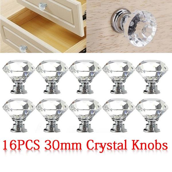 drawerknob, knobshandle, DIAMOND, handlepullknob