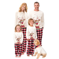nightwear, Christmas, Family, Home & Living