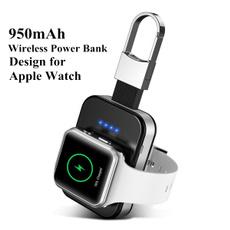 wirelesspowerbank, applewatch, Key Chain, wirelesswatchcharger