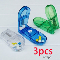 pillsplitter, Box, pillstoragebox, Blade