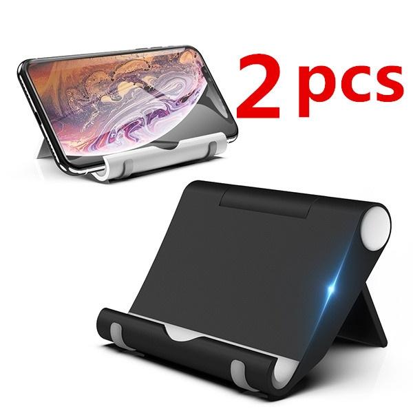 Foldable, Adjustable, phone holder, Tablets