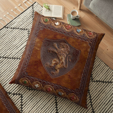 pillowcasehomebedding, backcushion, custom pillowcase, leather