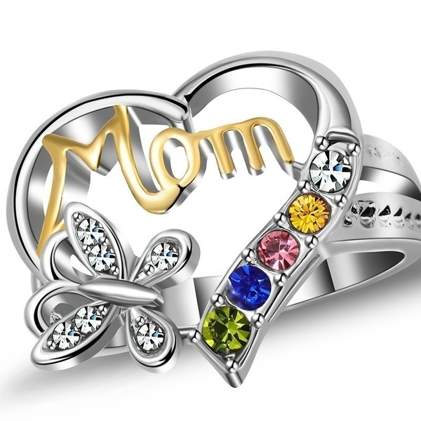 butterfly, Sterling, Fashion, Colorful