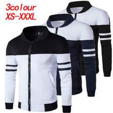 Casual Jackets, zipjacket, Outerwear, Sleeve