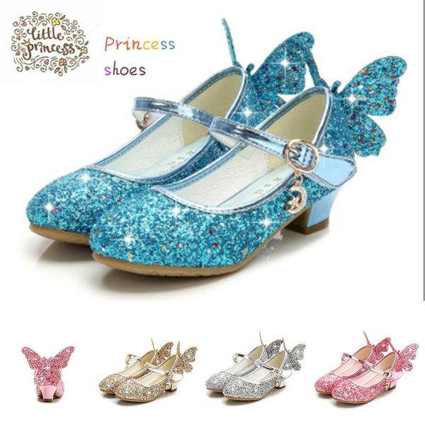 Decorative, performanceshoe, Princess, Crystal