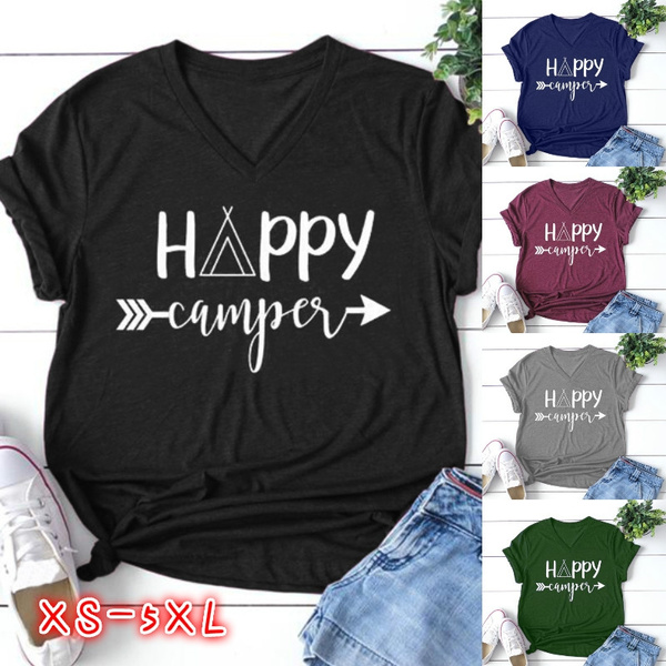 Funny, Plus Size, campershirt, Sleeve
