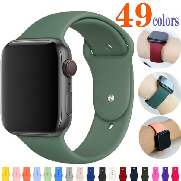 applewatchsiliconeband38mm, Silicone, applewatchseries3watchband, Jewelry