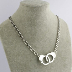 Jewelry, Chain, Alloy, chunky