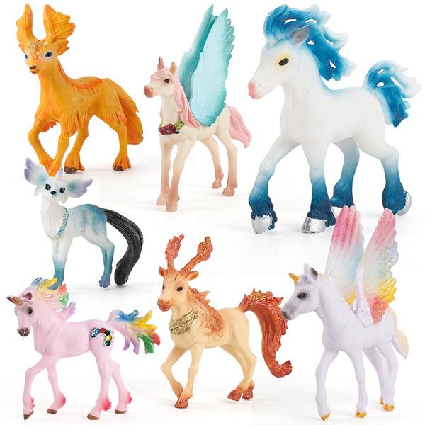 elfmold, horse, unicornmodel, childgift