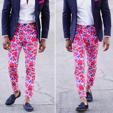 Summer, Fashion, Garden, men trousers