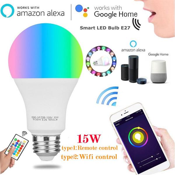 Light Bulb, Smartphones, Remote Controls, amazonalexa