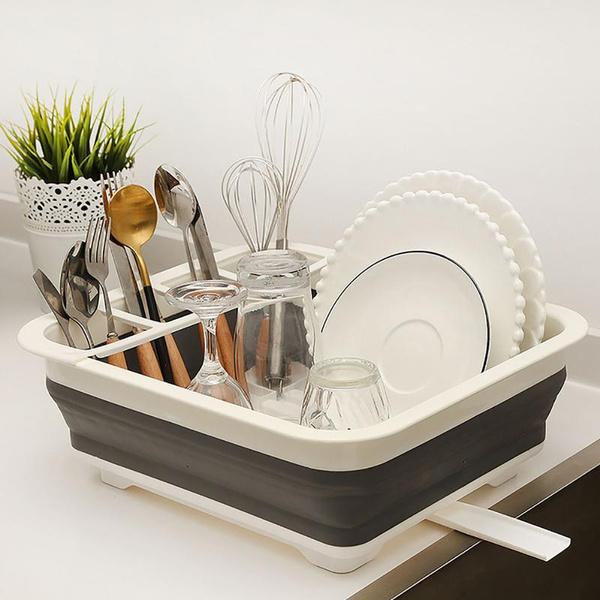 cupdrainer, kitchendishrack, householddishrack, Kitchen & Home