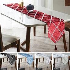 tablerunnerbanquet, embroideredtablerunner, tablerunnerforpartywedding, diningroomtablerunner