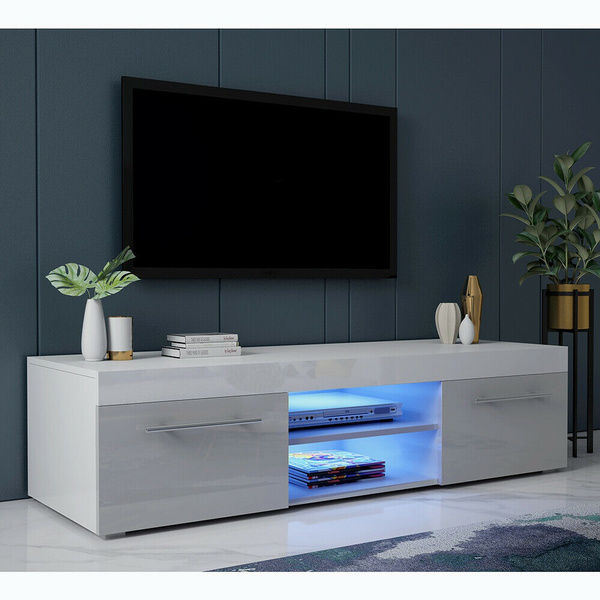woodtvcabinet, led, TV, Living Room Furniture