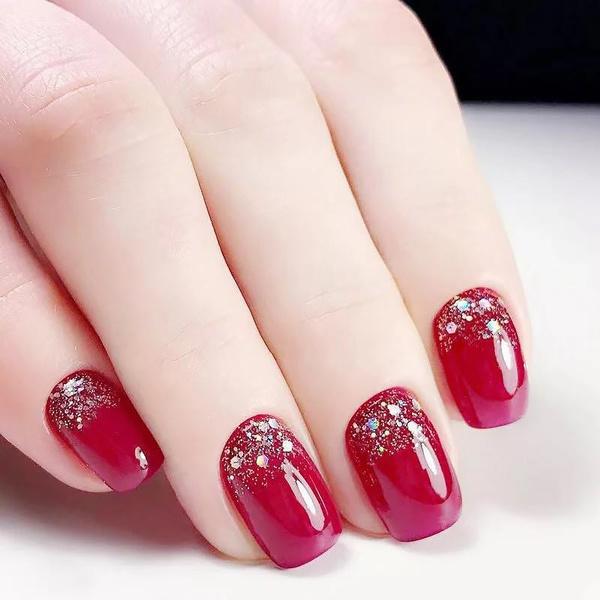 Nails, Bling, Beauty, nail art