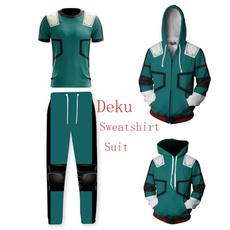 deku, myheroacademia, unisex clothing, Shirt