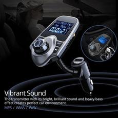 Transmitter, Bluetooth, handsfreecarkit, carmp3fmtransmitter