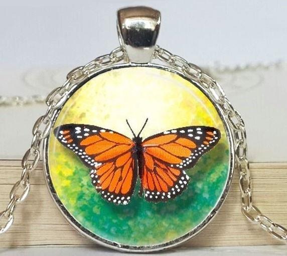 butterfly, jewelrypendanttray, art, Jewelry
