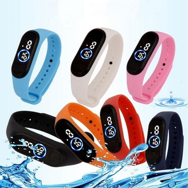 smartwatche, digitalwatche, led, Sport