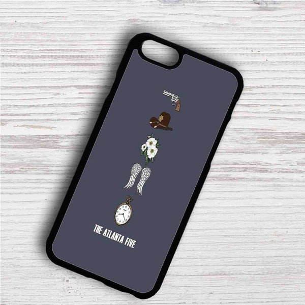 The Walking Dead Rick Grimes Carl Grimes Carol Peletier Daryl Di cell phone case cover for iphone 5 5s SE 6 6S Plus 7 plus 8 plus X Xr Xs max 11 pro ...