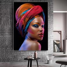 Decor, living room, art, Posters